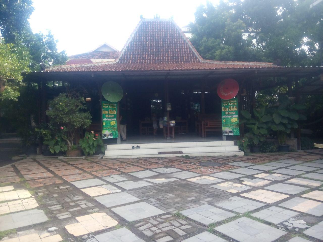 Kebon Ndhelik, Restoran Sehat dan Ramah Lingkungan di Bausasran