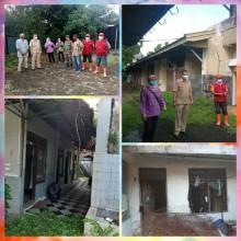 Survei Lokasi Shelter Untuk Pasien COVID- 19 Di Wilayah   Kelurahan Bausasran