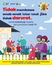 Lindungi Diri Dan Keluarga Dari Covid- 19
