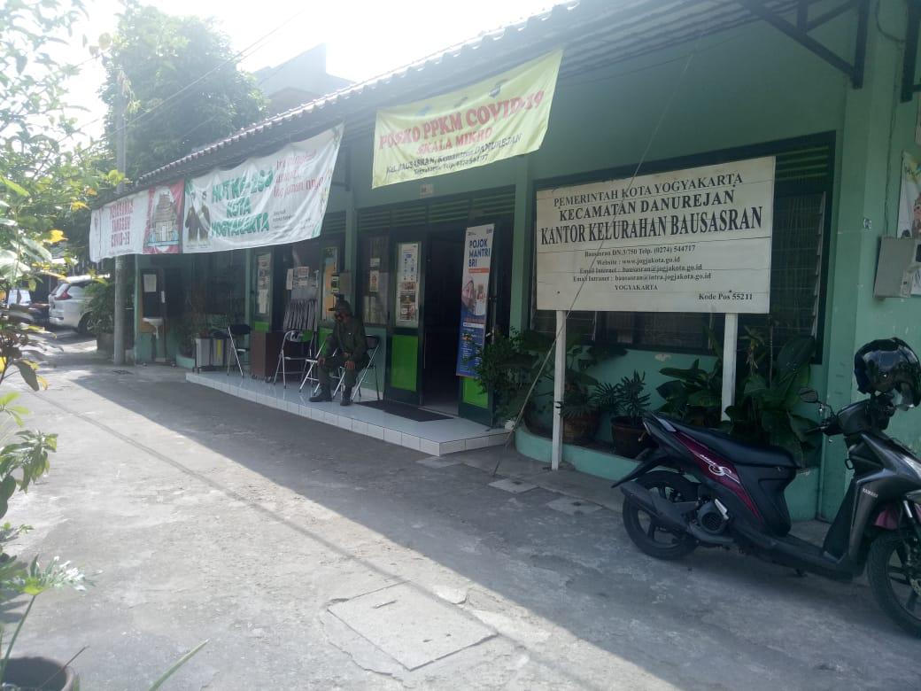 Kelurahan Bausasran
